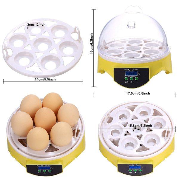 ICOCO Incubadora automática de huevos
