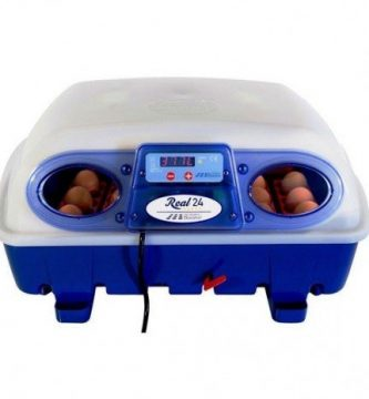 incubadora automatica real 24