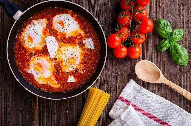 valor energetico huevos